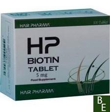 Hp biotin 5mg