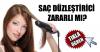 Saç Düzleştirici Kullananlar